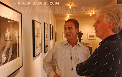 gerry tolman & graham nash view photo exhibit in New York 2004